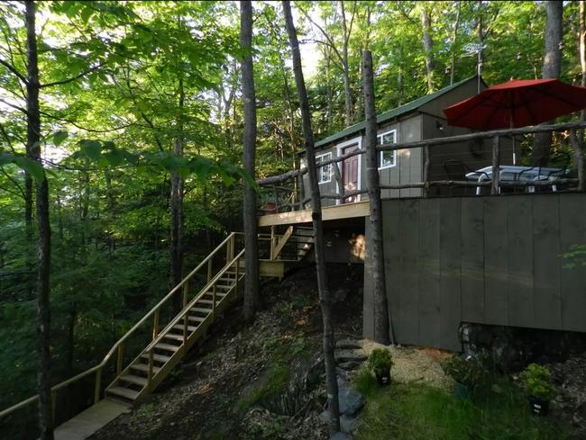 Những ngôi nhà trên cây tuyệt đẹp khiến bạn mộng mơ đến một cuộc sống chan hòa bên thiên nhiên - Ảnh 14