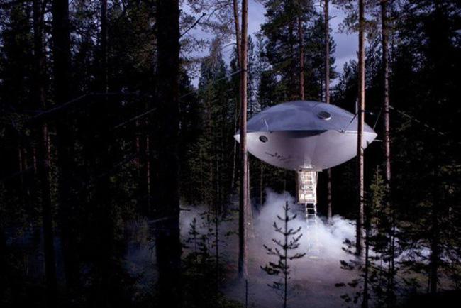 Những ngôi nhà trên cây tuyệt đẹp khiến bạn mộng mơ đến một cuộc sống chan hòa bên thiên nhiên - Ảnh 17