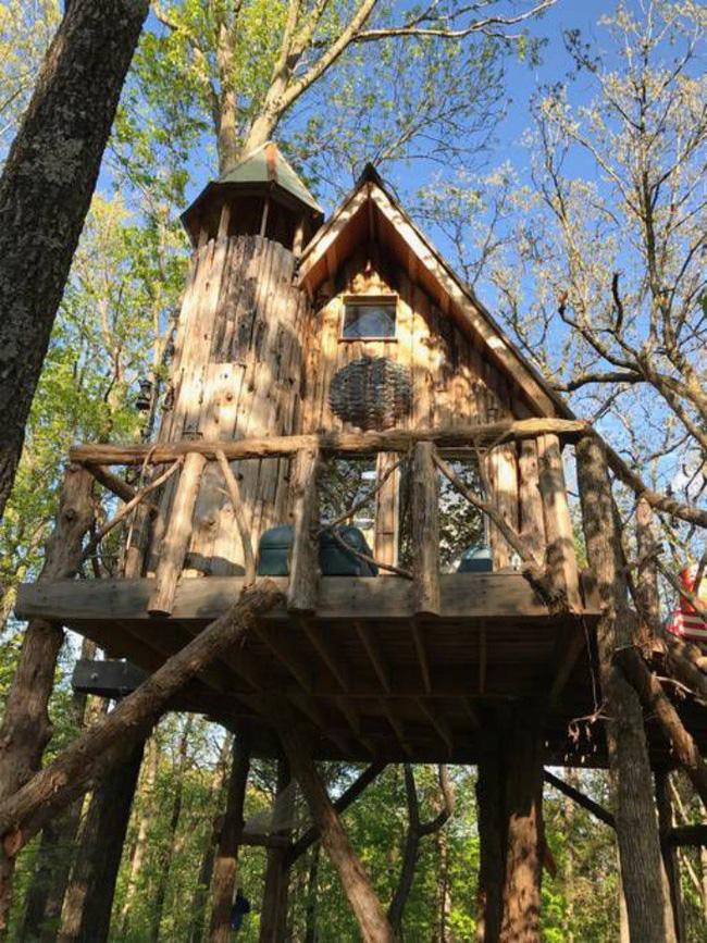 Những ngôi nhà trên cây tuyệt đẹp khiến bạn mộng mơ đến một cuộc sống chan hòa bên thiên nhiên - Ảnh 20