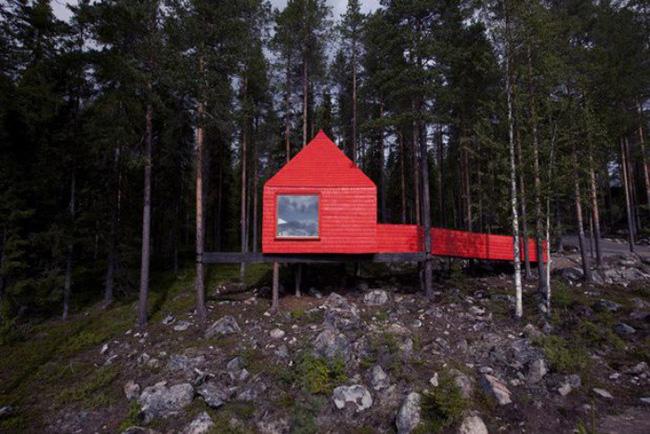 Những ngôi nhà trên cây tuyệt đẹp khiến bạn mộng mơ đến một cuộc sống chan hòa bên thiên nhiên - Ảnh 23