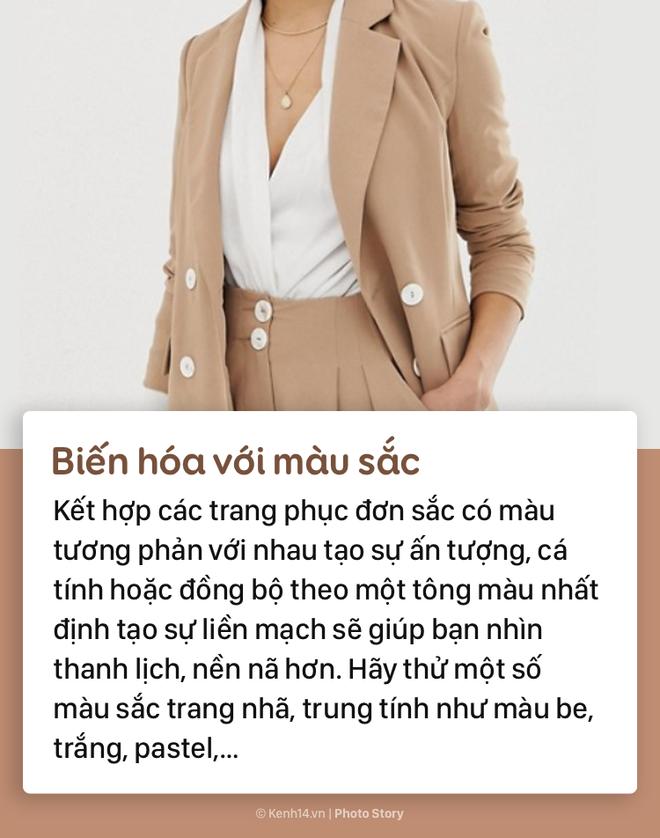 Bí kíp giúp các nàng biến hoá trang phục bình thường trở nên sang chảnh hơn hẳn - Ảnh 3