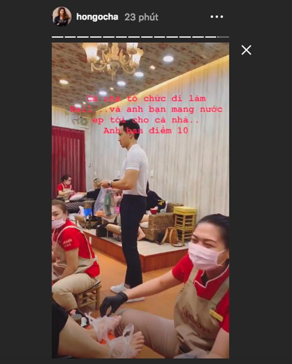 Chỉ một hành động nhỏ nhưng tinh tế, Kim Lý nhận ngay điểm 10 từ Hà Hồ - Ảnh 1
