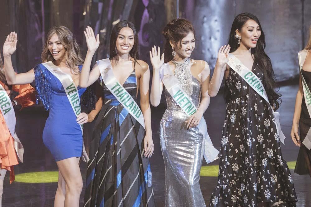 Đỗ Nhật Hà khoe đường cong nữ thần tại Hoa hậu Chuyển giới quốc tế - Ảnh 4