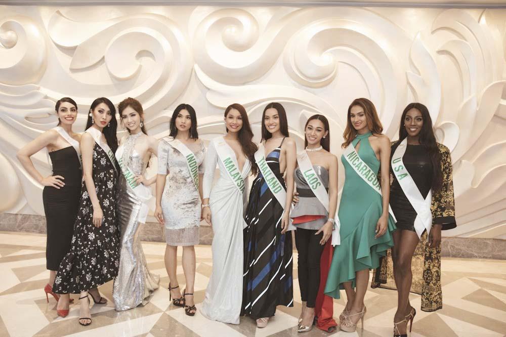 Đỗ Nhật Hà khoe đường cong nữ thần tại Hoa hậu Chuyển giới quốc tế - Ảnh 5