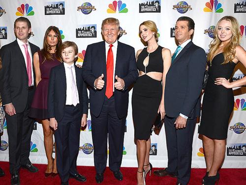 Lý do các con của Donald Trump thành tài dù 'ngậm thìa vàng mà lớn' - Ảnh 1