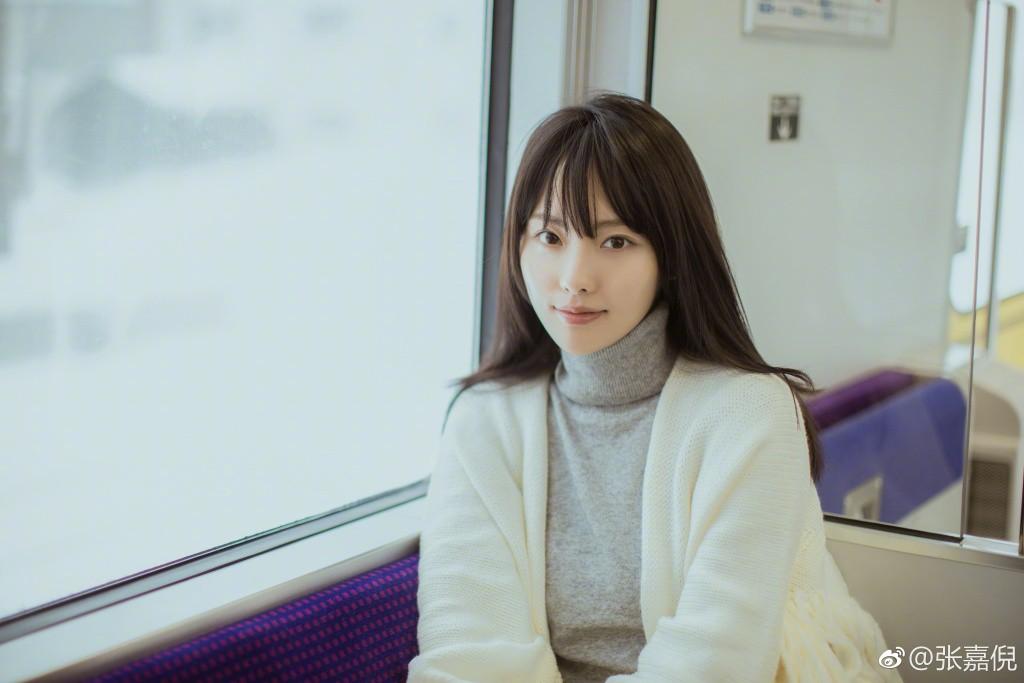 """Netizen xứ Trung choáng với nhan sắc đời thực của mỹ nhân """"Diên Hi Công Lược"""" - Trương Gia Nghê - Ảnh 4"""