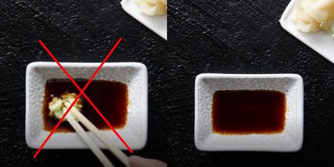 Vào nhà hàng mà mắc những sai lầm này khi ăn sushi thì thật kém sang! - Ảnh 2