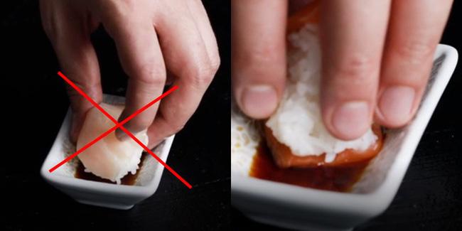 Vào nhà hàng mà mắc những sai lầm này khi ăn sushi thì thật kém sang! - Ảnh 4