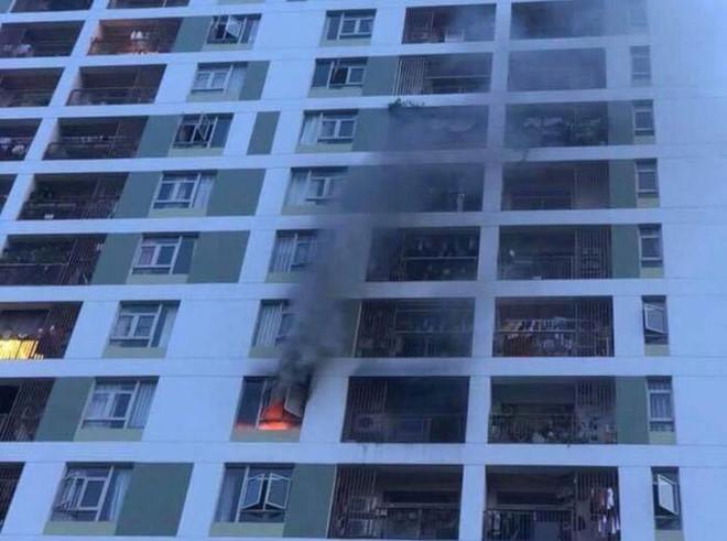 Cháy chung cư PARC Spring: Hé lộ 'thủ phạm' gây cháy không ai ngờ tới - Ảnh 2