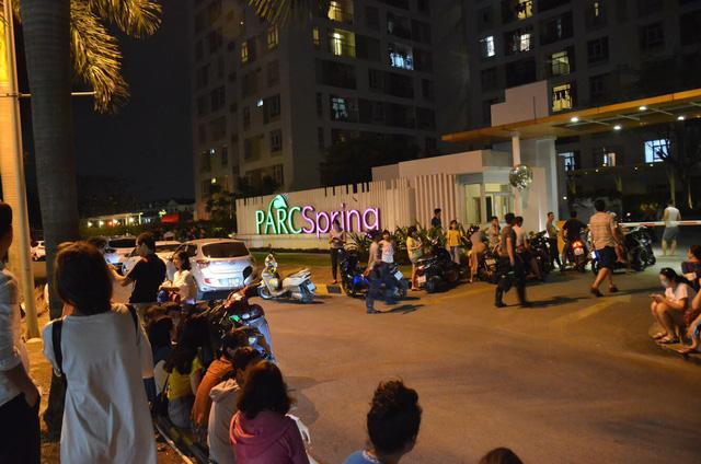 Cháy chung cư PARC Spring: Hé lộ 'thủ phạm' gây cháy không ai ngờ tới - Ảnh 1