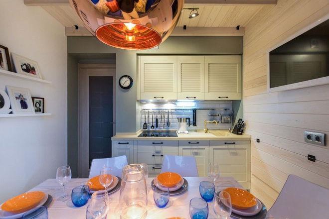"""""""Lột xác"""" nhà bếp nhỏ 9m2 trở nên hiện đại và sang trọng - Ảnh 3"""