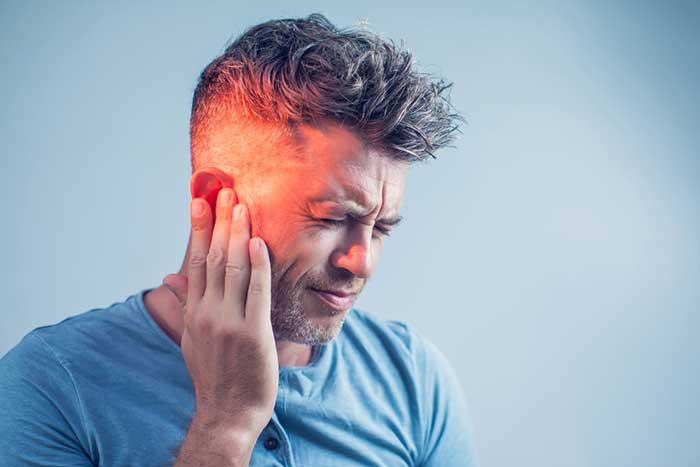 Ù tai, nghe có tiếng ve trong đầu được cải thiện rõ rệt khi giảm tiếp xúc tiếng ồn
