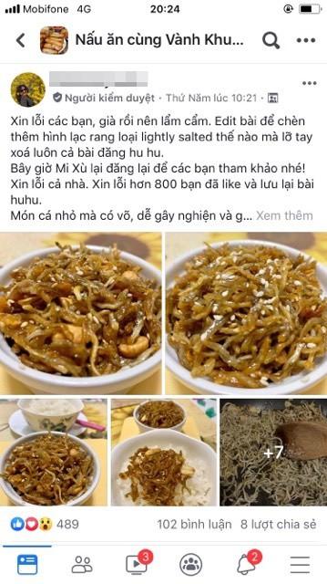 Hóa ra món cá khô rang kiểu Hàn siêu ngon làm chỉ trong 5 phút thôi - bảo sao các mẹ thích đến thế! - Ảnh 1