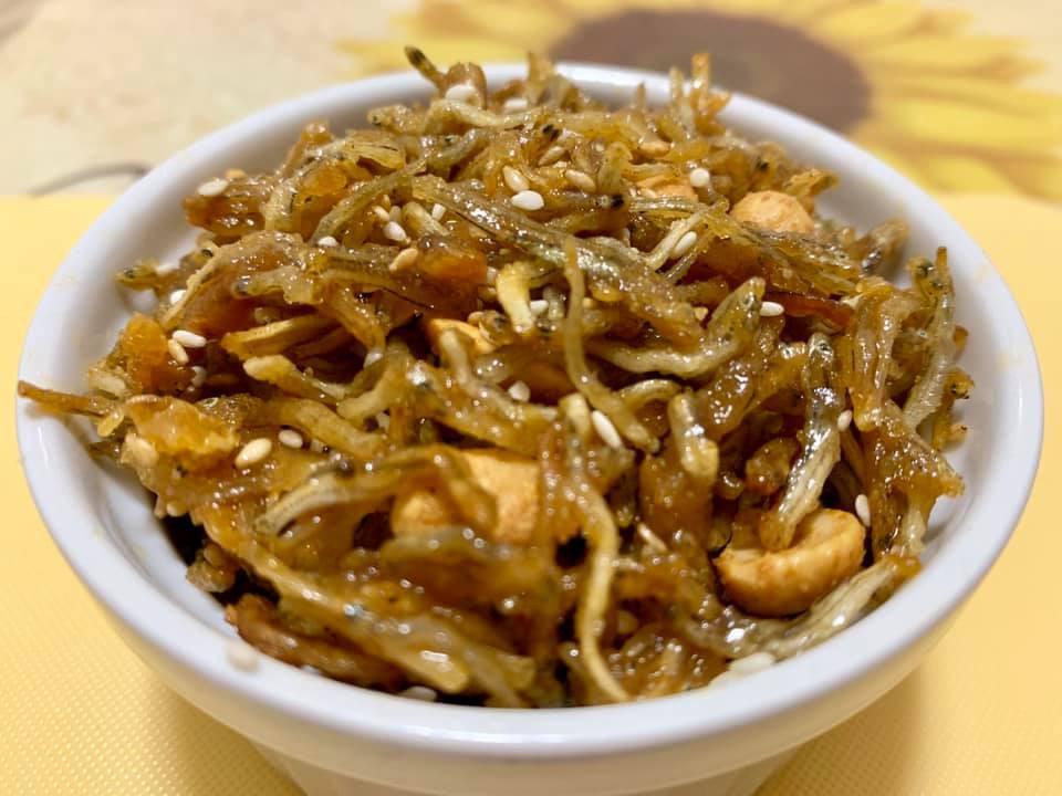 Hóa ra món cá khô rang kiểu Hàn siêu ngon làm chỉ trong 5 phút thôi - bảo sao các mẹ thích đến thế! - Ảnh 5