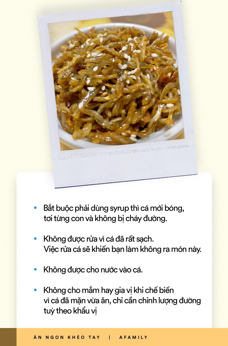Hóa ra món cá khô rang kiểu Hàn siêu ngon làm chỉ trong 5 phút thôi - bảo sao các mẹ thích đến thế! - Ảnh 6