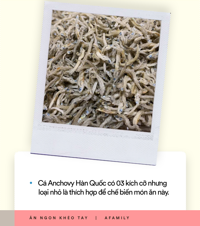 Hóa ra món cá khô rang kiểu Hàn siêu ngon làm chỉ trong 5 phút thôi - bảo sao các mẹ thích đến thế! - Ảnh 7