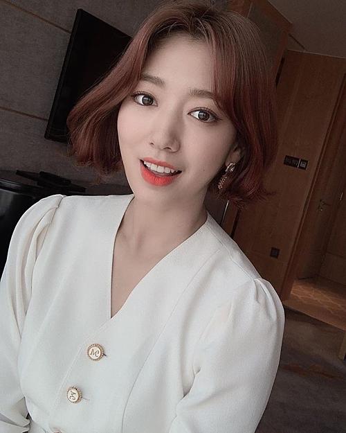 Những kiểu tóc ngắn đẹp của sao Hàn đáng thử hè này - Ảnh 1
