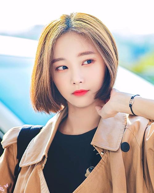 Những kiểu tóc ngắn đẹp của sao Hàn đáng thử hè này - Ảnh 4