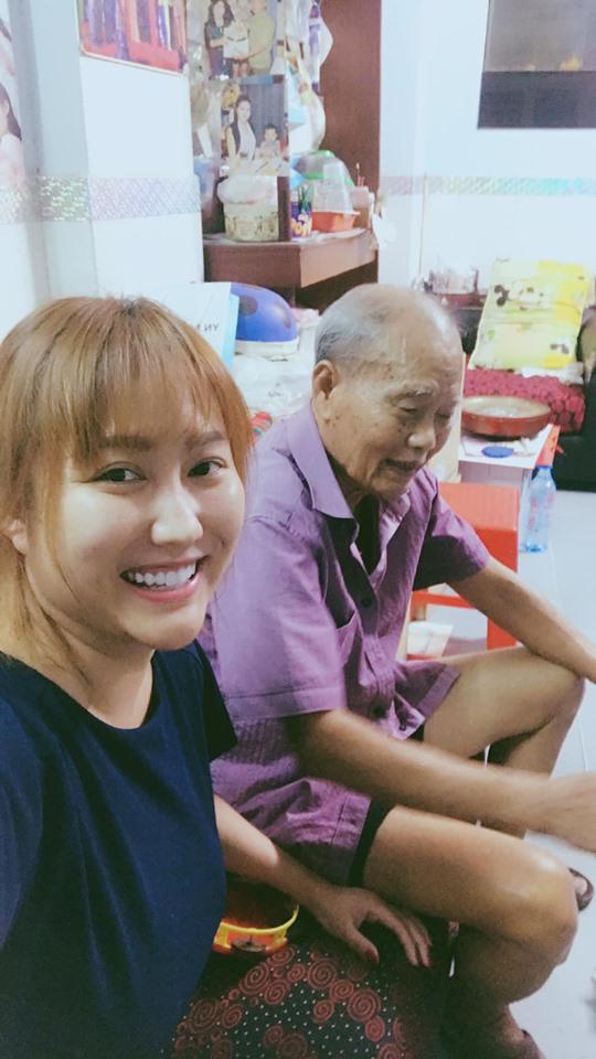 Phi Thanh Vân đau buồn báo tin bố qua đời: 'Nếu kiếp sau được làm người con xin lại được làm con gái của bố!' - Ảnh 2