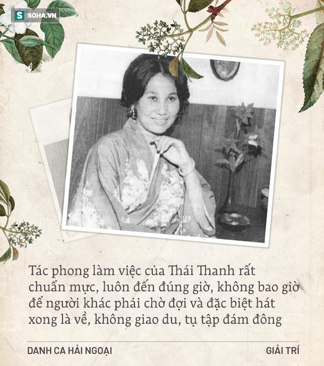 Danh ca Thái Thanh: Thần tượng lớn của Hoài Linh, 3 lần đột quỵ đầy đau đớn - Ảnh 8