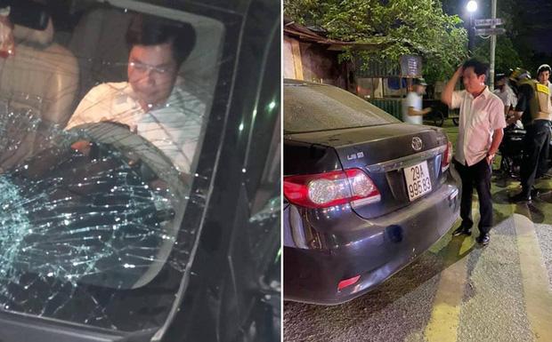 Gia đình bị hại đề nghị không truy cứu hình sự Trưởng Ban Nội chính Thái Bình gây tai nạn chết người - Ảnh 1