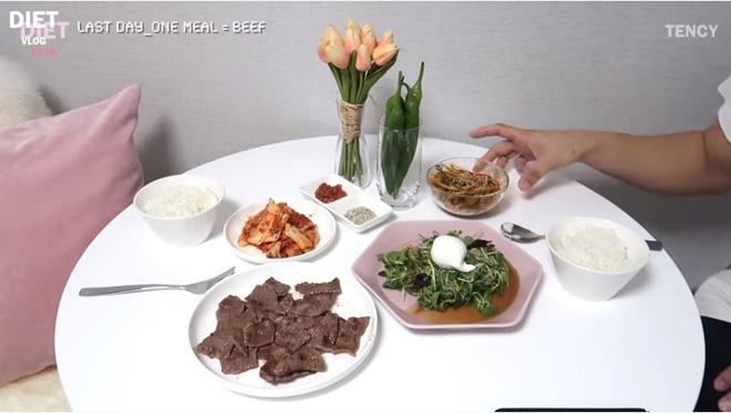 Giảm 3kg trong 3 ngày, học ngay 3 tips và thực đơn ăn kiêng 3 ngày của gái xinh xứ Hàn - Ảnh 11