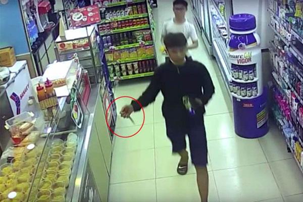 Bắt 9 nghi can thực hiện hàng loạt vụ cướp ở TP.HCM - Ảnh 1