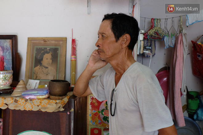 Hoàn cảnh neo đơn của người cha nghèo chạy xe ôm nuôi con gái chỉ mới 14 tuổi đã sinh con ngoài ý muốn ở Sài Gòn - Ảnh 3
