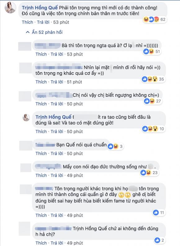 Bị fan Hương Giang chỉ trích, Hồng Quế phản pháo: 'Các em cứ nói thoải mái. Chị và anh Duy càng nổi' - Ảnh 2