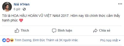 Phải 5 tháng sau đăng quang, Hoa hậu H'Hen Niê mới tự tin công khai điều này với công chúng - Ảnh 2