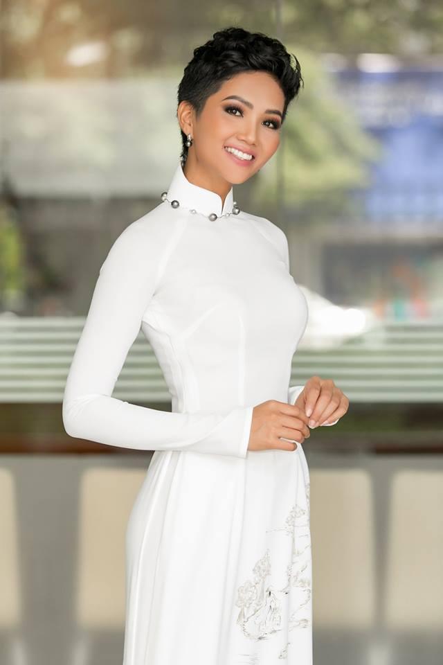 Phải 5 tháng sau đăng quang, Hoa hậu H'Hen Niê mới tự tin công khai điều này với công chúng - Ảnh 6