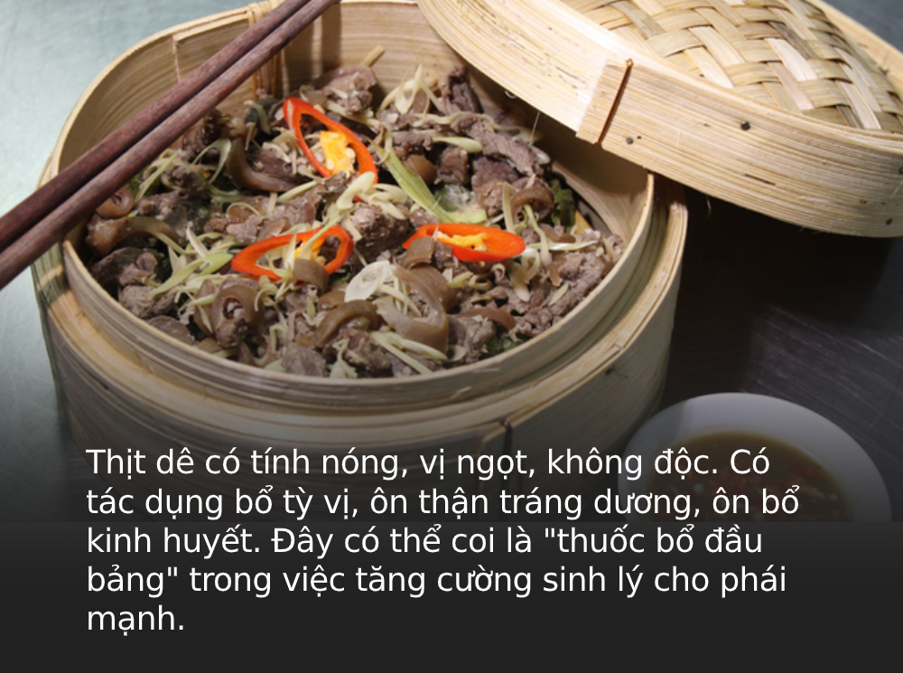 Đông y ví thịt dê là 'thực phẩm đầu bảng' để cải thiện sinh lý cả nam và nữ nhưng không phải ai cũng ăn được, đặc biệt là 4 nhóm người này - Ảnh 1