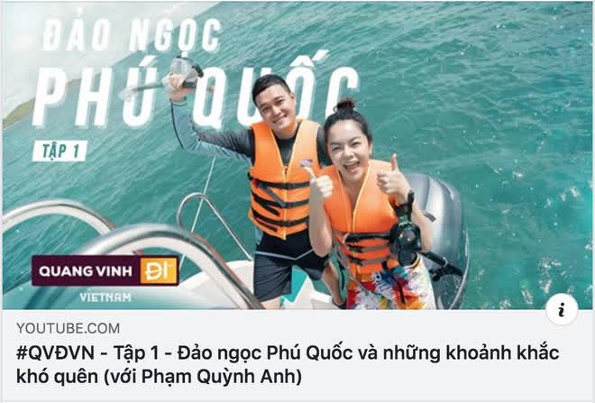 Quang Vinh bất ngờ lên tiếng xin lỗi về sự cố ngồi lên rạn san hô khi quay clip du lịch ở Phú Quốc - Ảnh 2