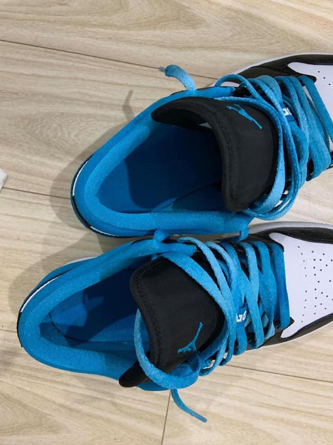 Vừa xỏ chân 2 tiếng vào đôi giày xịn mới mua mà quên không mang tất, anh chàng nhận ngay hình 'Thathu' cực chất dưới gót chân - Ảnh 2