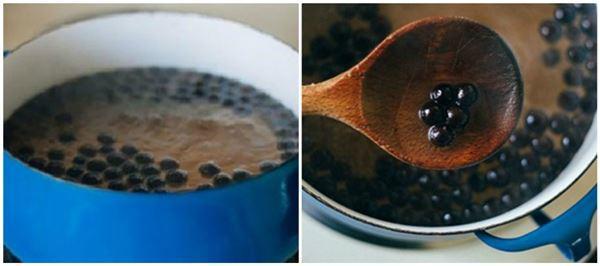 Cách làm trân châu đen siêu ngon lại đơn giản tại nhà - Ảnh 3