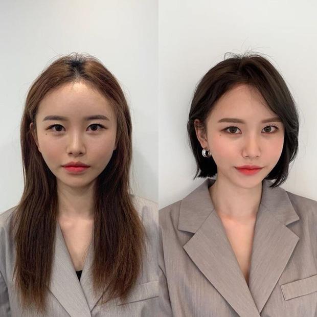 Gợi ý kiểu tóc ngắn siêu nịnh nọt cho khuôn mặt tròn, góc cạnh và thon dài - Ảnh 2