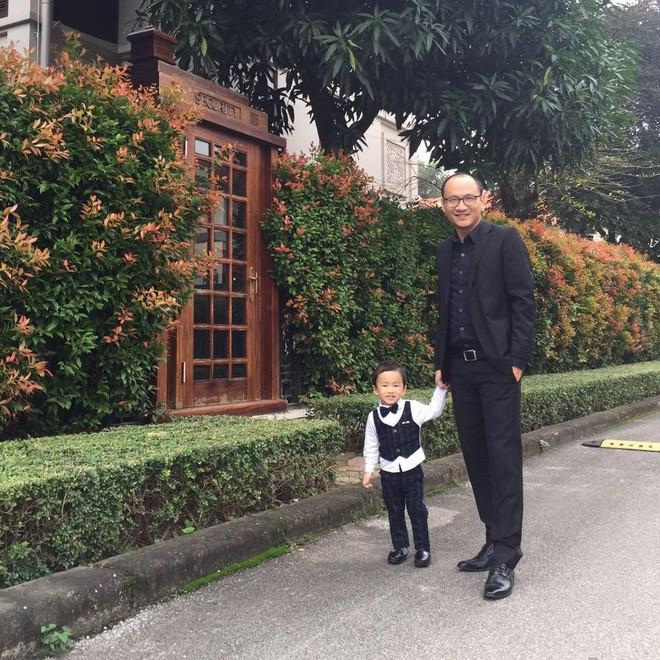 """MC Phan Đăng 'Ai là Triệu Phú': """"Người ta thường đòi hỏi con cái phải biết ơn bố mẹ, nhưng chính tôi phải biết ơn con của mình"""" - Ảnh 4"""