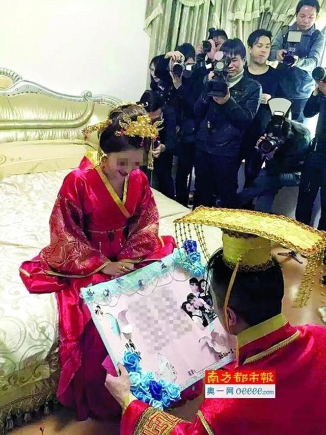 Cô gái 'cưới nhầm' đại gia, đeo vàng đầy cổ khiến nhiều chị em đỏ mắt ghen tỵ - Ảnh 1