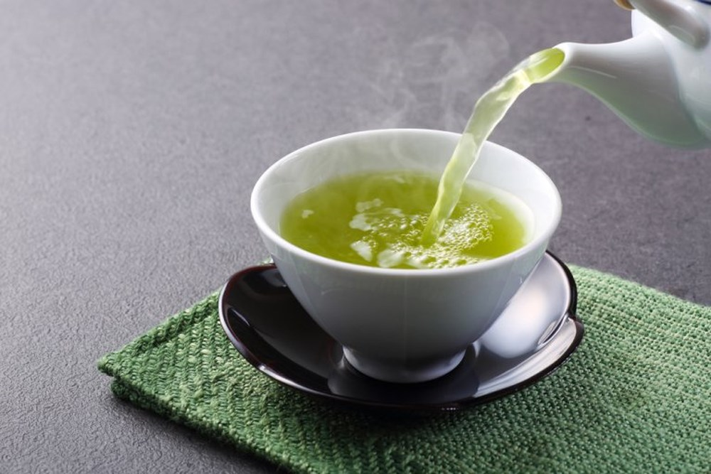 3 thời điểm uống nước trà xanh tốt nhất để giảm cân, ngăn ngừa lão hóa giúp phụ nữ đẹp bất chấp tuổi tác - Ảnh 1