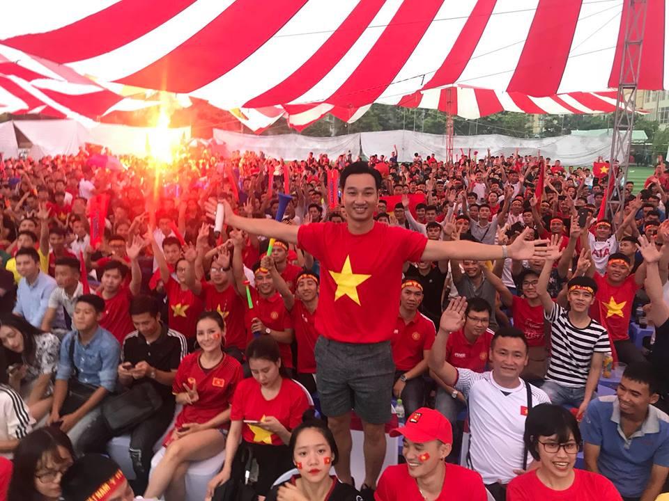 Nghệ sĩ Xuân Bắc: 'Đối tượng xúc phạm U23 Việt Nam, họ đã phản bội trắng trợn' - Ảnh 3