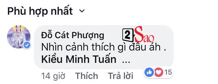 SHOCK: Lộ bằng chứng An Nguy theo chân Kiều Minh Tuấn về quê nghỉ lễ, mặc kệ Cát Phượng ở lại Sài Gòn - Ảnh 2