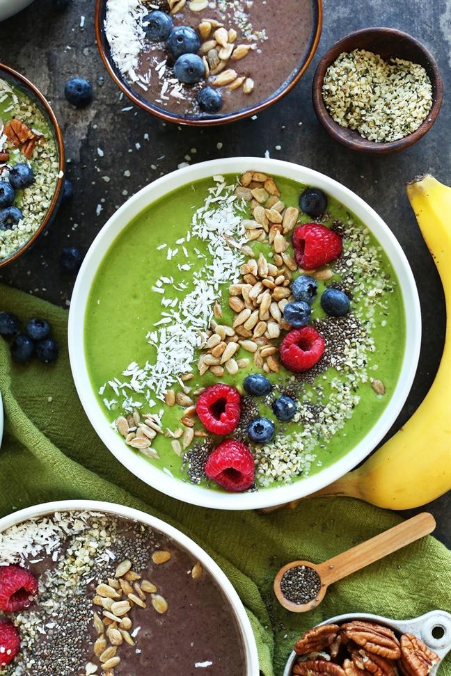Thực phẩm nên ăn trong bữa sáng giúp giảm cân nhanh chóng (Phần 1) - Ảnh 2