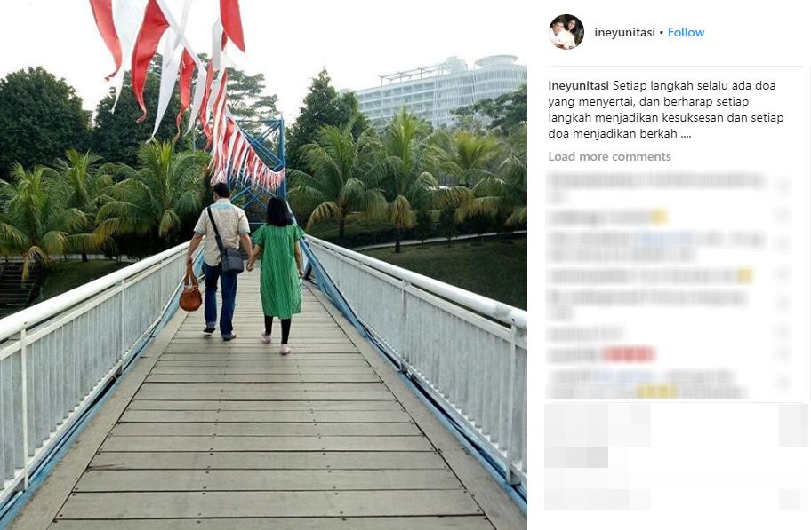 Bức ảnh đôi vợ chồng 'dắt tay nhau đi đến thiên đường' trong vụ rơi máy bay Lion Air khiến cộng đồng mạng nghẹn ngào - Ảnh 2