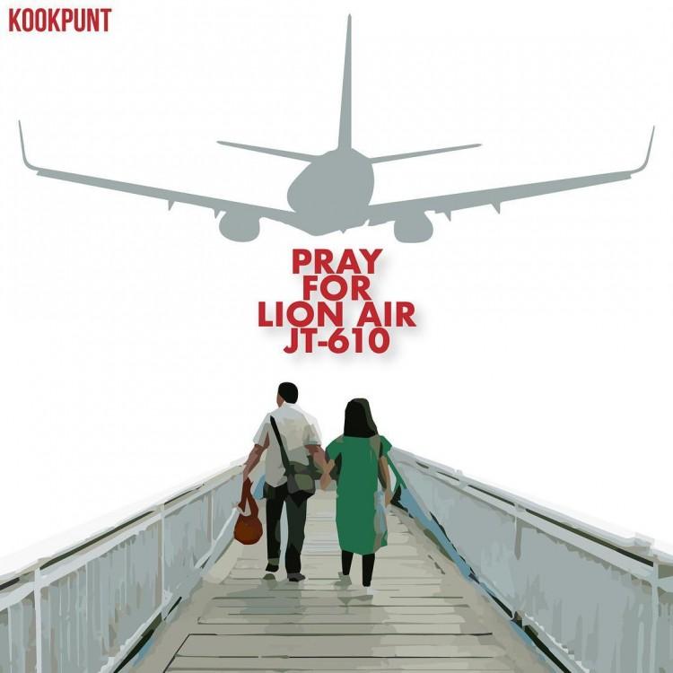 Bức ảnh đôi vợ chồng 'dắt tay nhau đi đến thiên đường' trong vụ rơi máy bay Lion Air khiến cộng đồng mạng nghẹn ngào - Ảnh 4