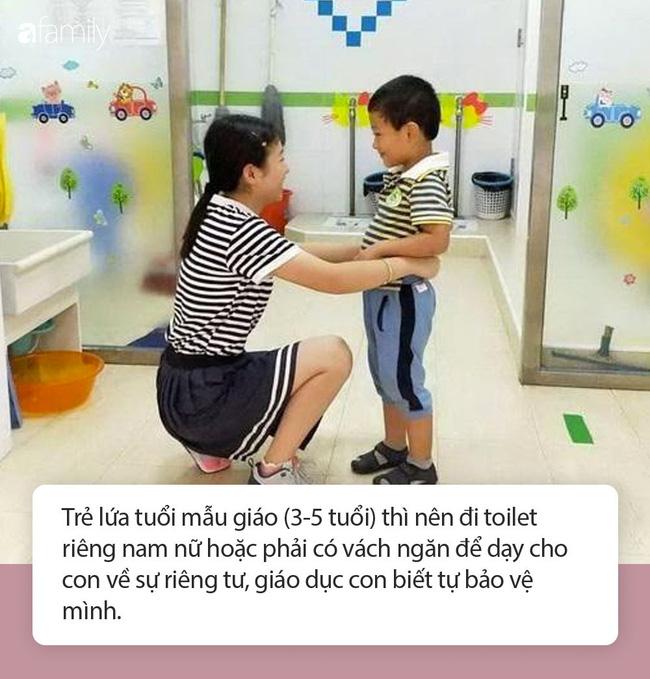 Cô giáo gửi ảnh con gái 4 tuổi trong nhà vệ sinh, người mẹ vô cùng tức giận cùng ban phụ huynh gặp ngay hiệu trưởng - Ảnh 4