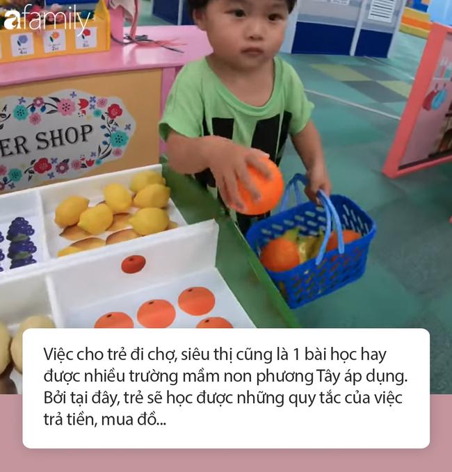Lý do gì khiến nhóc Sa 3 tuổi ngoan ngoãn ngồi xem mẹ quay Vlog, có thể bởi cách dạy con cực khéo của Quỳnh Trần JP - Ảnh 8
