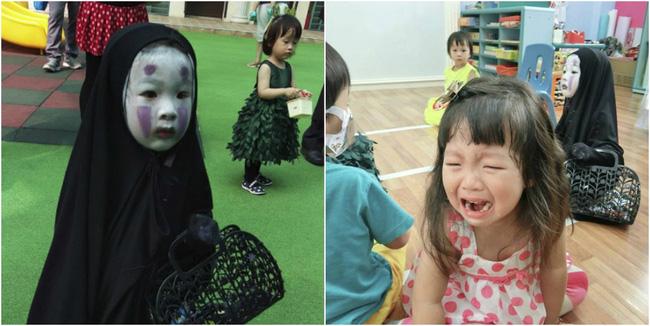 Vô Diện mùa Halloween năm nay đã tái xuất, cute hết nấc chứ không 'đáng sợ' như phiên bản gốc - Ảnh 8