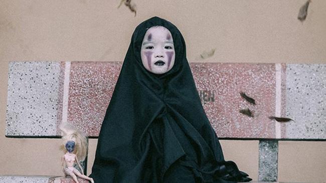 Vô Diện mùa Halloween năm nay đã tái xuất, cute hết nấc chứ không 'đáng sợ' như phiên bản gốc - Ảnh 11
