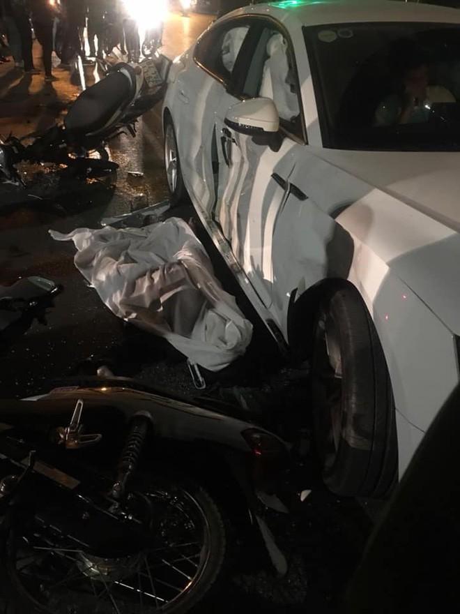 Vụ tai nạn kinh hoàng giữa Audi và 2 xe máy: Cô gái 18 tuổi tử vong thông minh, xinh đẹp, sắp đi du học - Ảnh 2