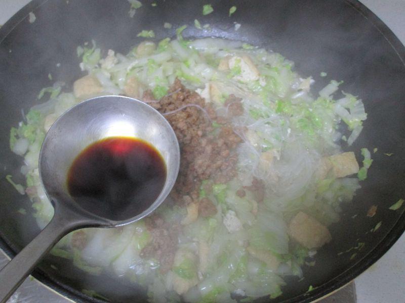 Ngày chán cơm làm món miến xào mềm ngon đã miệng - Ảnh 4